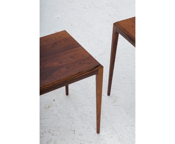 Nesting tables by Johannes Andersen for CFC Silkeborg, Denmark 1960