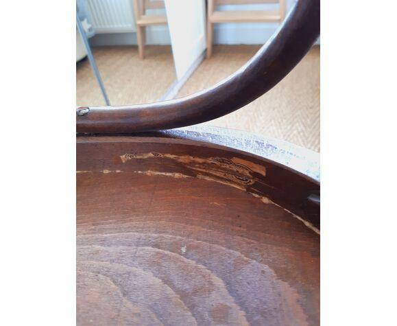 3 chaises bistrot Thonet