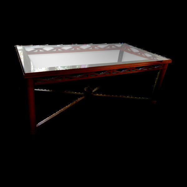 Table de salle à manger «néoclassique»