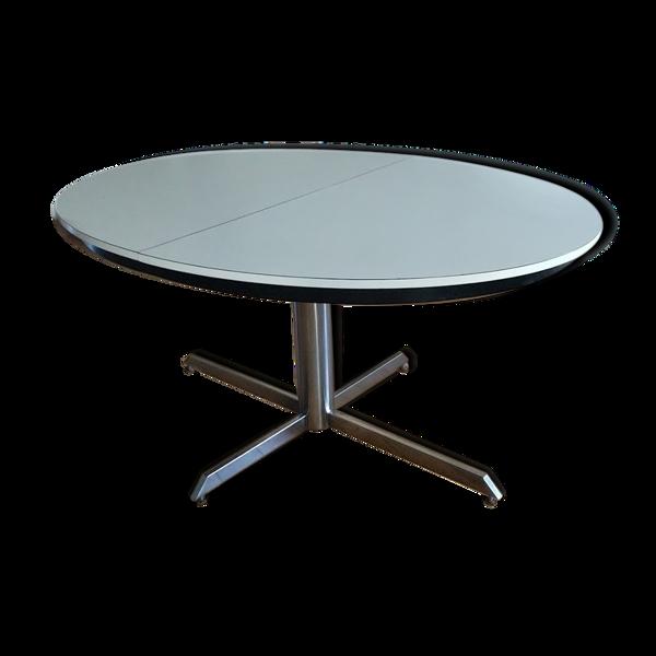 Selency Table ovale Roche et Bobois, 1973