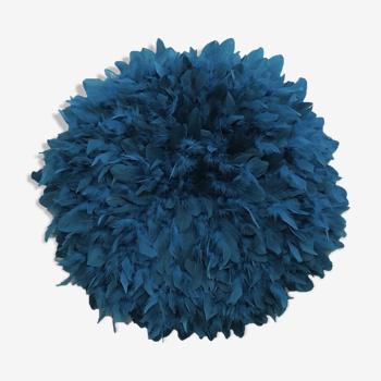Juju hat Plumes bohèmes bleu paon