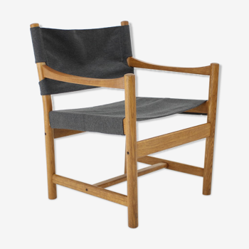 1960s Ditte and Adrian Heath Armchair for FDB Møbler, Denmark