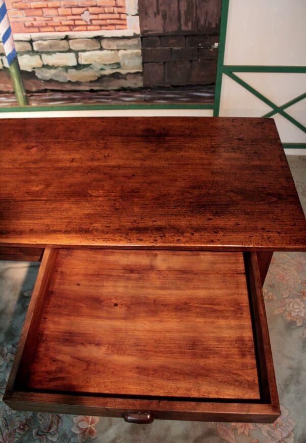 Table de ferme divers bois XXème