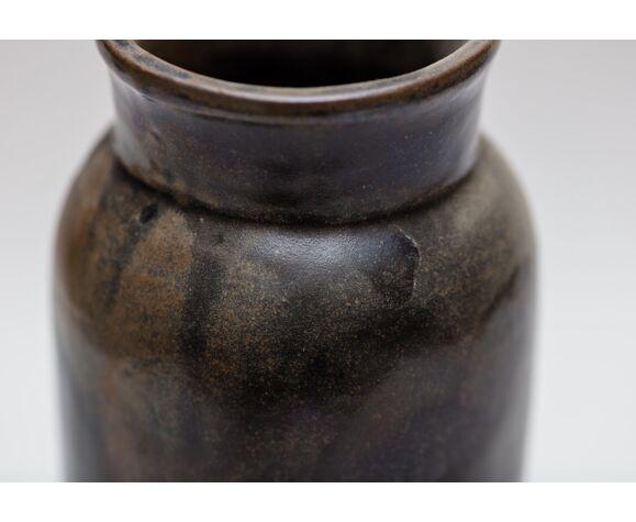 Vase en céramique japonaise