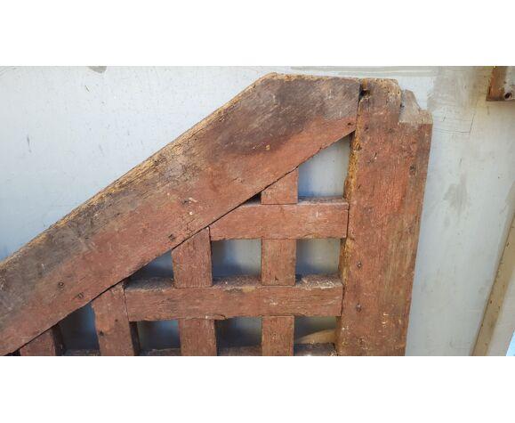 Porte de cave XVIIIème