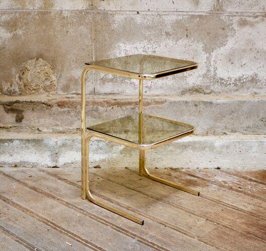 Table d'appoint vintage Morex