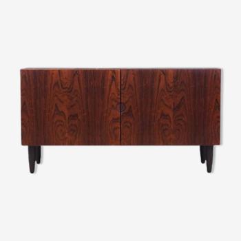 Buffet en palissandre, design danois, années 1970, designer: Kai Kristiansen, fabricant: Bramin