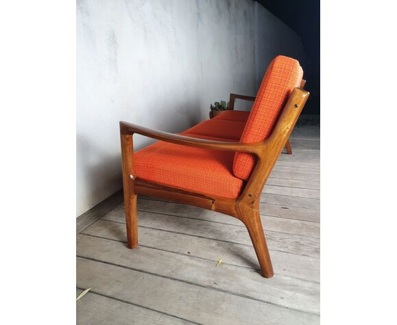 Danish canape model senator by ole wanscher for france and son