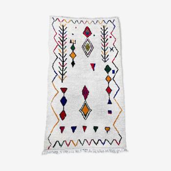 Tapis Azilal Marocain 145x250 cm