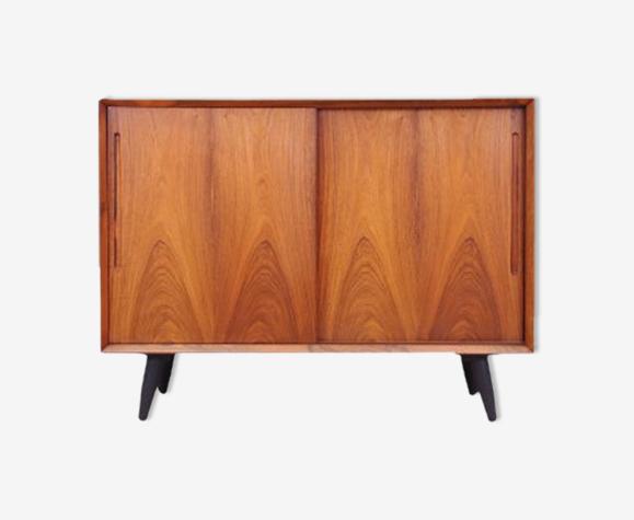 Buffet en palissandre, design danois, années 70, production: Danemark