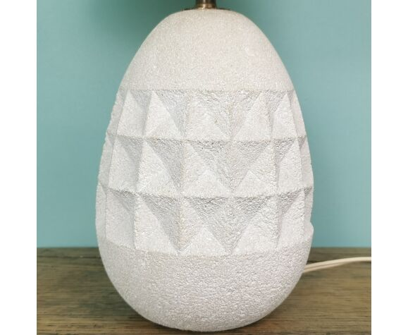 Lampe en pierre