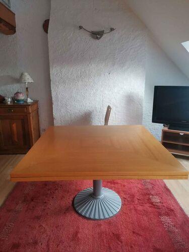 Table quadritondo de Zanotta