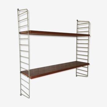 Shelves String design by Nisse Strinning, 60s
