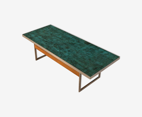 Table basse des années 60