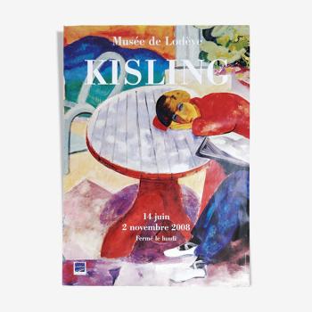 Affiche Kisling