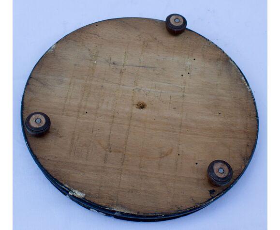 Globe en verre rond 46,5 x 17,5 cm globe de mariée