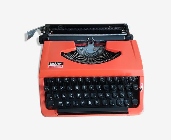 Machine à écrire Brother 210 Vintage