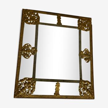 Miroir ancien 61x71cm