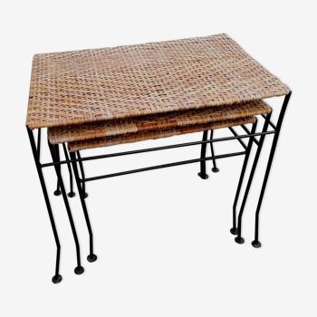 Tables gigones vintage