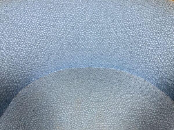 Chauffeuse bleu époque Napoléon III