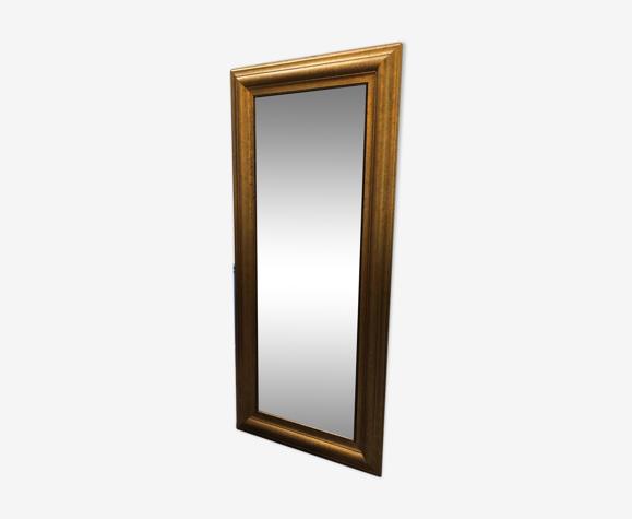 Miroir en pied cadre bois blond 180 X 78cm