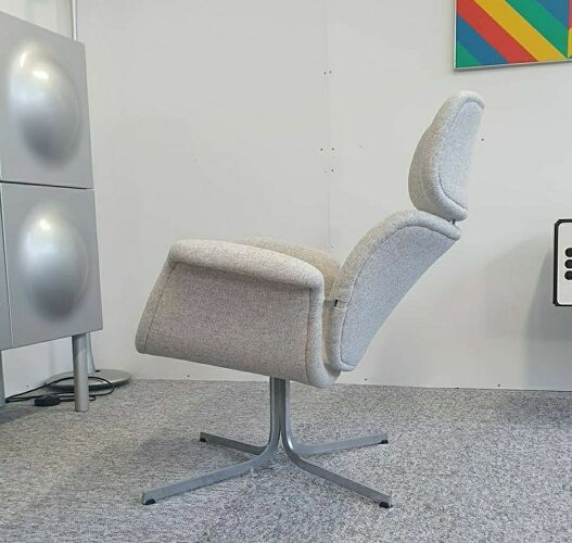 Big Tulip chair by Pierre Paulin, edition Artifort