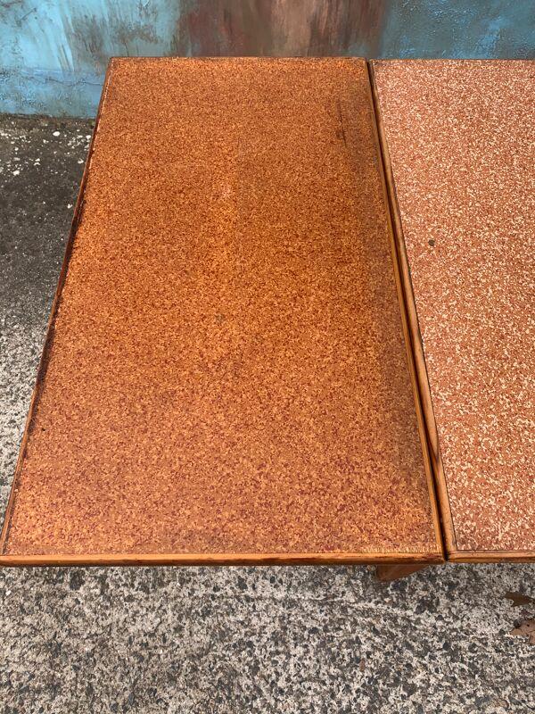 Table ancienne vintage