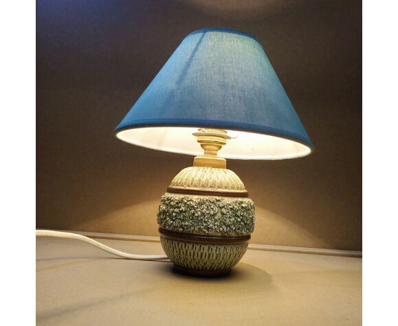 Lampe en céramique 1950