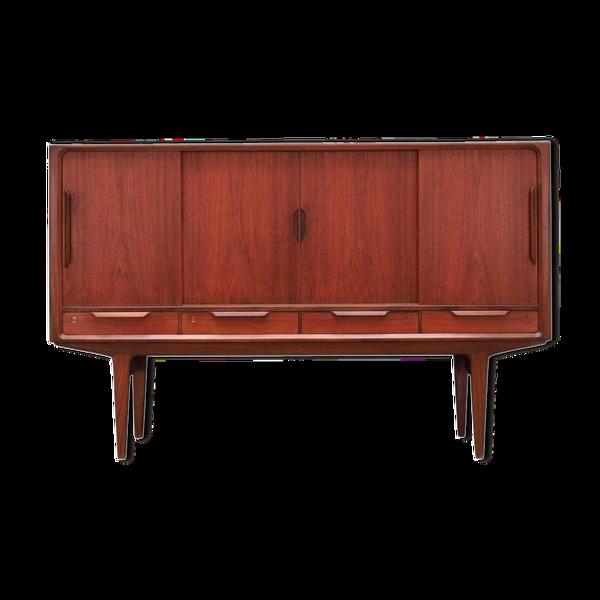 Buffet vintage danish design 60s 70s teak