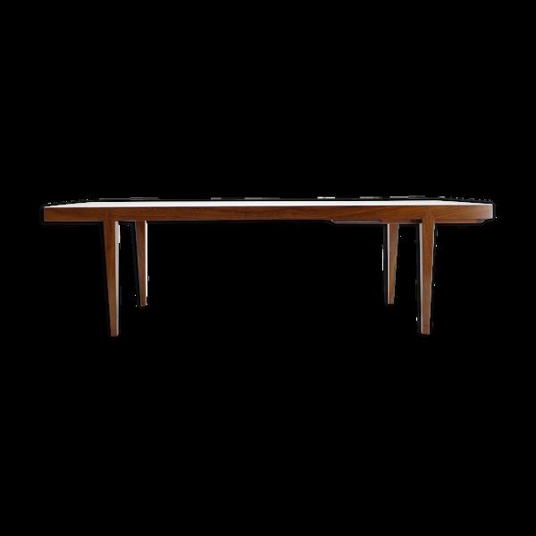 Table basse modèle 44 de Severin Hansen pour Haslev Danemark 1960