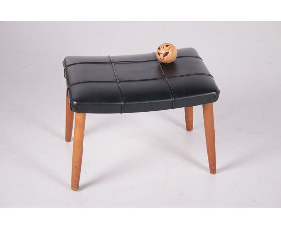 Danish pouf from the 1960s
