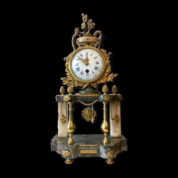 Pendulel de chambre XVIIIe siècle