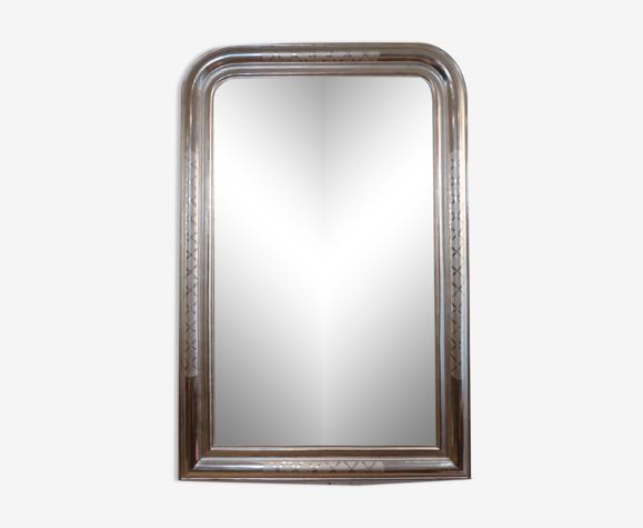 Miroir époque Louis-Philippe 115x78cm