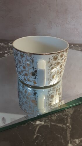 Tasse porcelaine Germany vintage