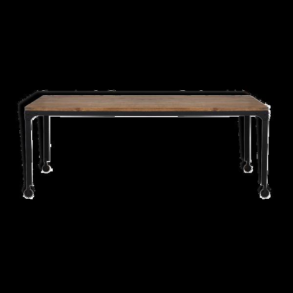 Table industrielle 2 mètres