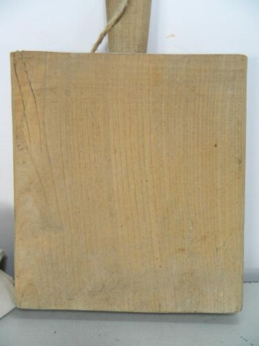 Planche à découper en bois épais