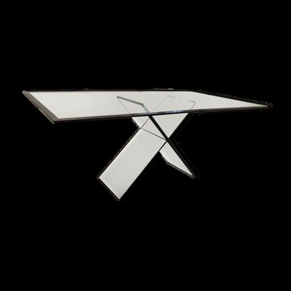 Table de salle à manger théorème Roche Bobois