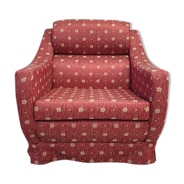 Fauteuil type club