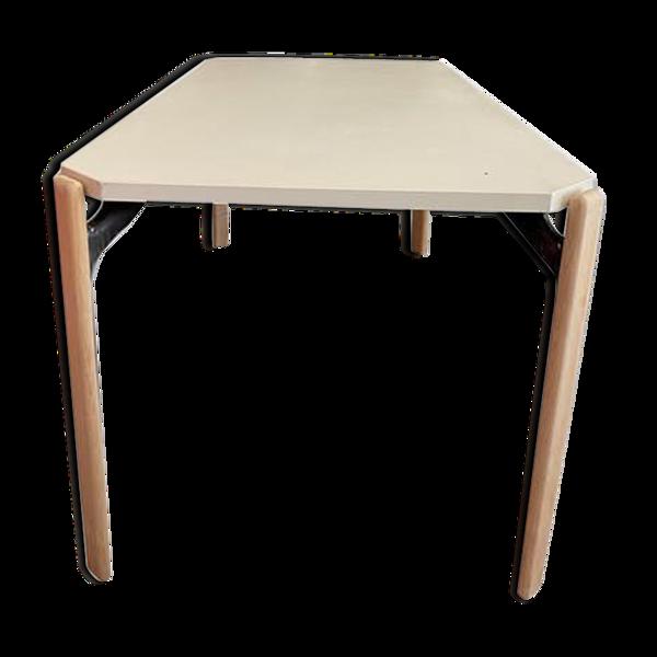 Selency Table de salle à manger Bruno Rey pour Dietiker Design Vintage 1970