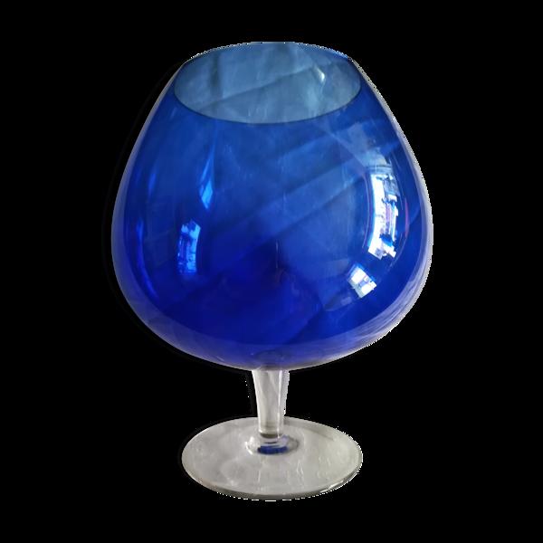 Vase en verre des années 60/70