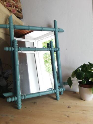 2 miroirs vintage