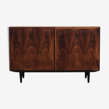 Buffet en palissandre, design danois, années 60, fabricant: Omann Jun