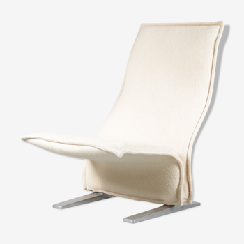 "1970s ""Concorde"" chair by Pierre Paulin for Artifort, Netherlands"
