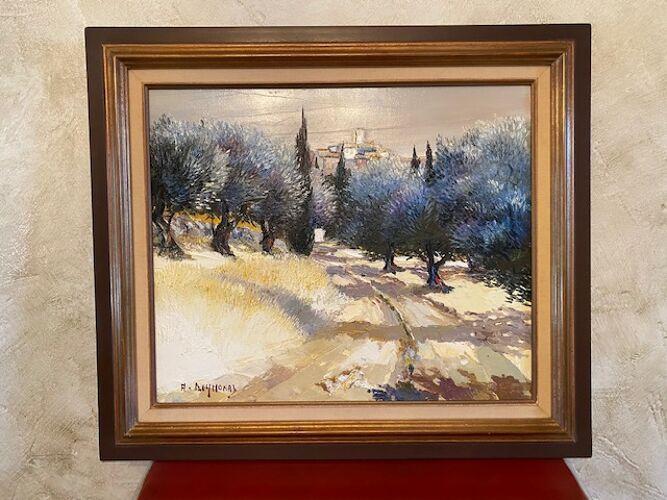 Peinture originale