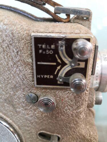 Caméra mécanique camex 8mm