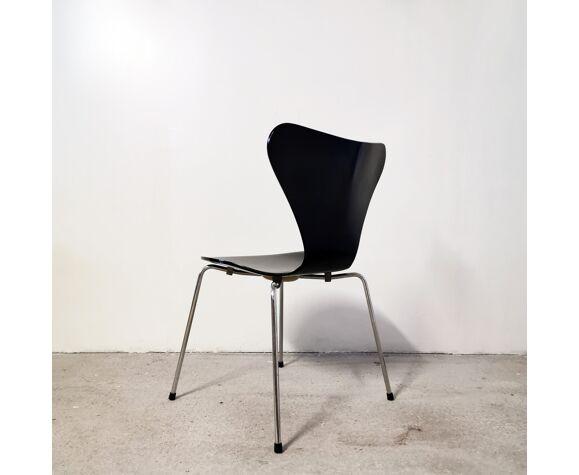 Chaise 3107 de Arne Jacobsen pour Fritz Hansen, 1970