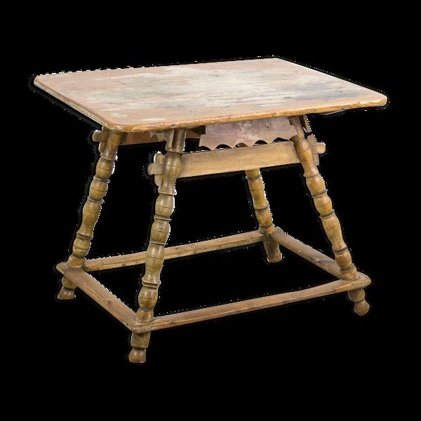 Selency Table suédoise du XIXe siècle