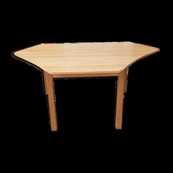Table de salle à manger en hêtre massif
