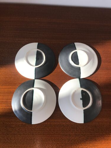 Service à café en céramique Vallauris