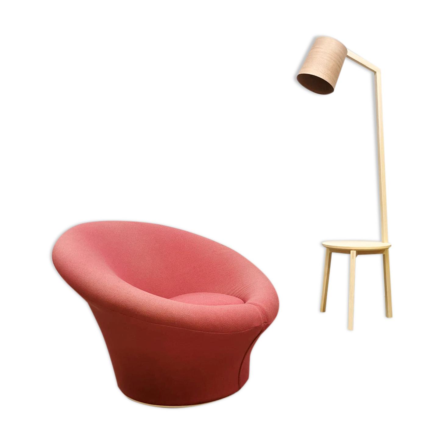 Fauteuil Mushroom de Pierre Paulin Artifort F560
